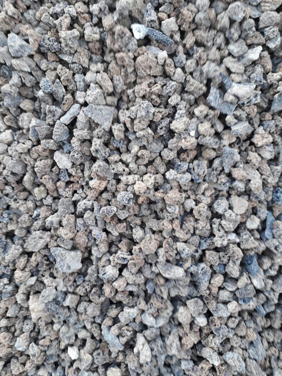 پوکه معدنی ساختمانی