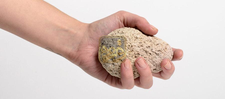 وزن مخصوص پوکه معدنی