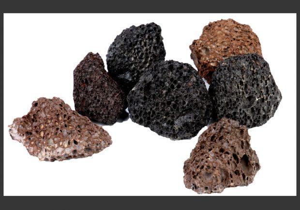 انواع پوکه معدنی قروه