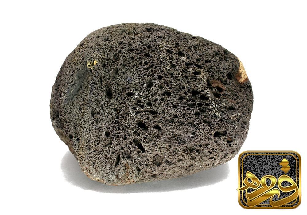 پوکه معدنی سیاه قروه