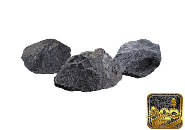 پوکه معدنی ماسهای سیاه قروه