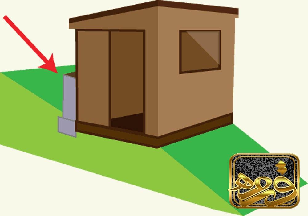 انواع شیب بندی ساختمان