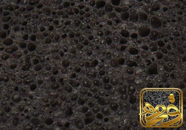 مصارف پوکه معدنی سیاه