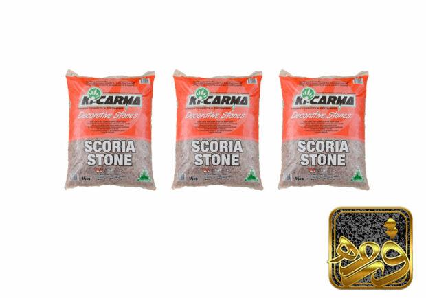 شکل 8. قیمت اسکریای بسته بندی شده (Scoria)